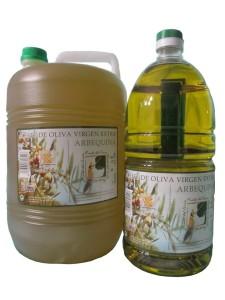 Don Pirulo Arbequina 2 si 5 litri